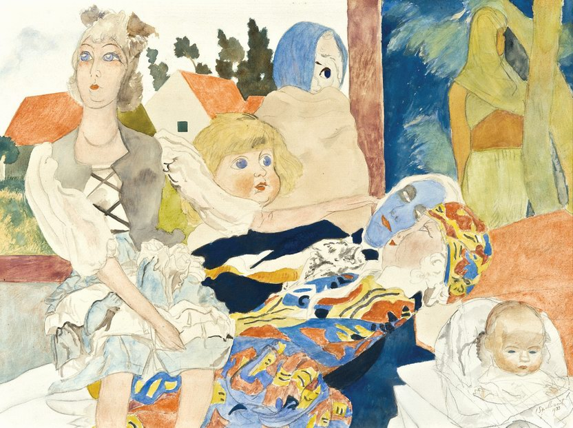 The Dolls (Les Poupées), 1933