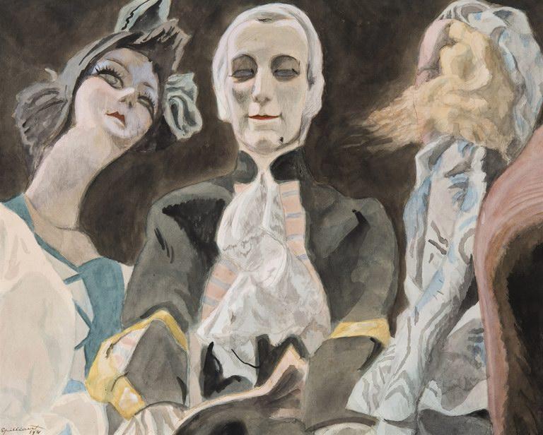 Three Dolls 1931