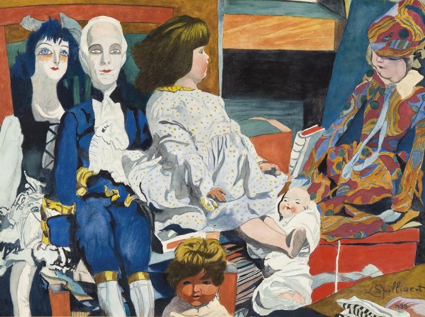 Dolls (Les Poupees), 1933