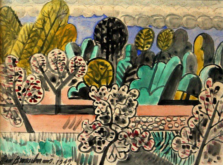 Landscape, 1949