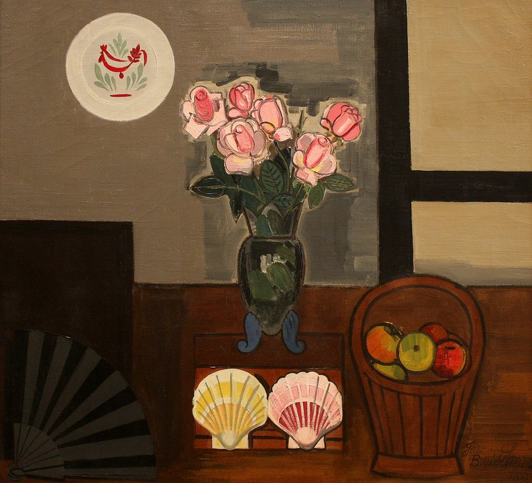 Still life with two shells, 1935
