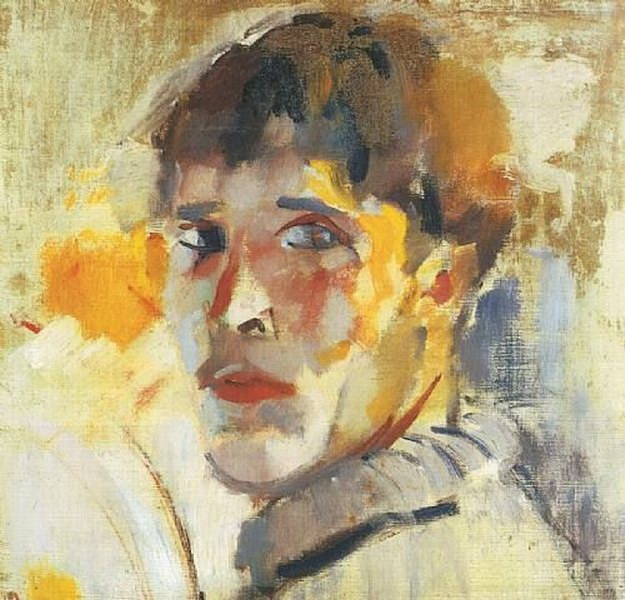 RIK WOUTERS-selfportrate