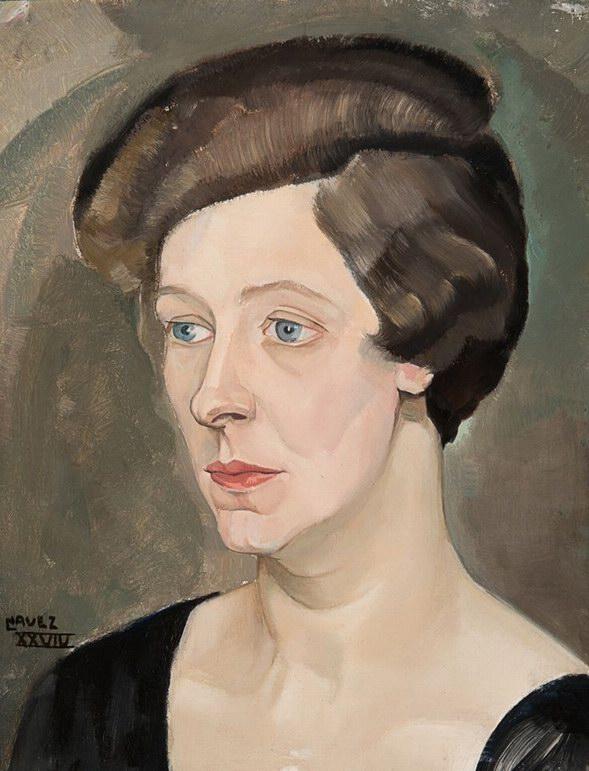 Portrait de femme, 1929