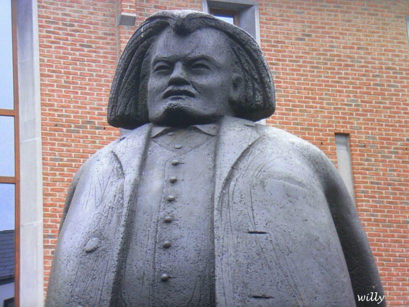 Valerius De Saedeleer sculpture - 2
