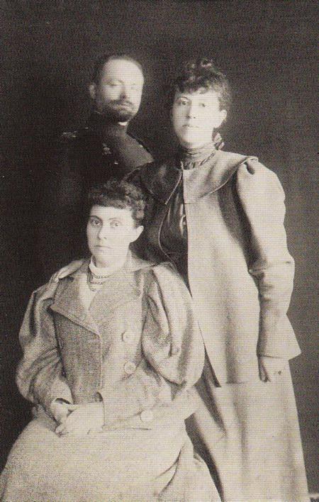 С Явленским и Лидой