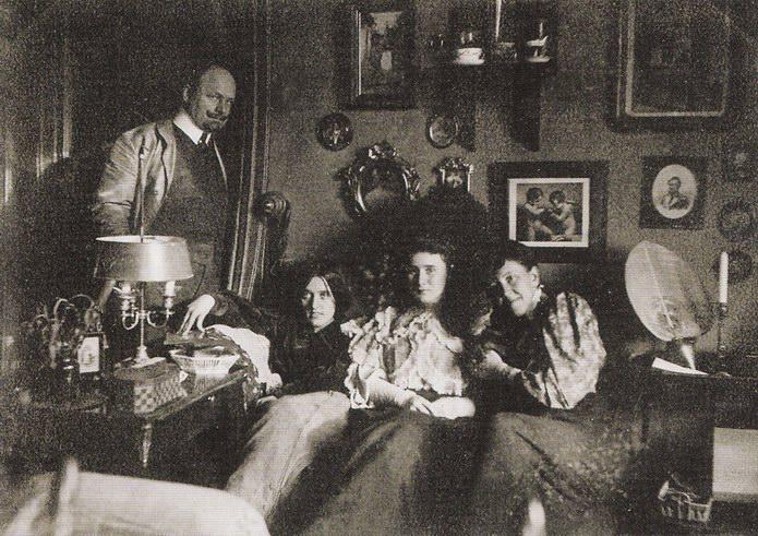 , Мюнхен, 1905