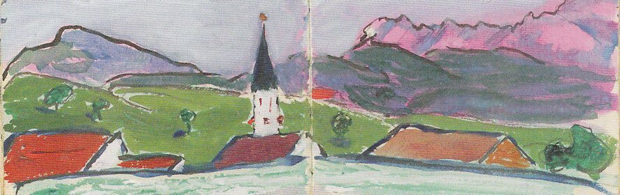 Зарисовки из альбома-1, 1908