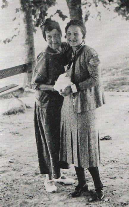 Кармен Хагман 1930