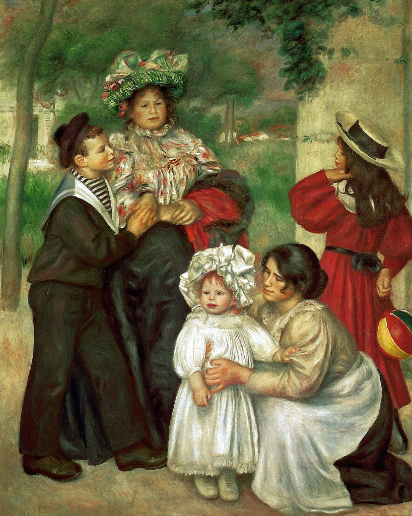 Pierre Auguste Renoir - The Artist's Family.jpg