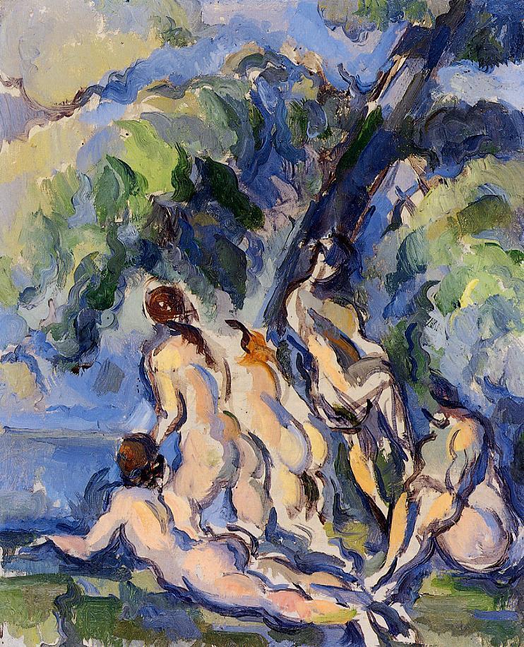 bathers-1906-29x23-The Barnes Foundation, Merion, Pennsylvania, USA.jpg