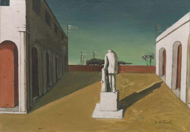 Giorgio de Chirico- arrival.jpg