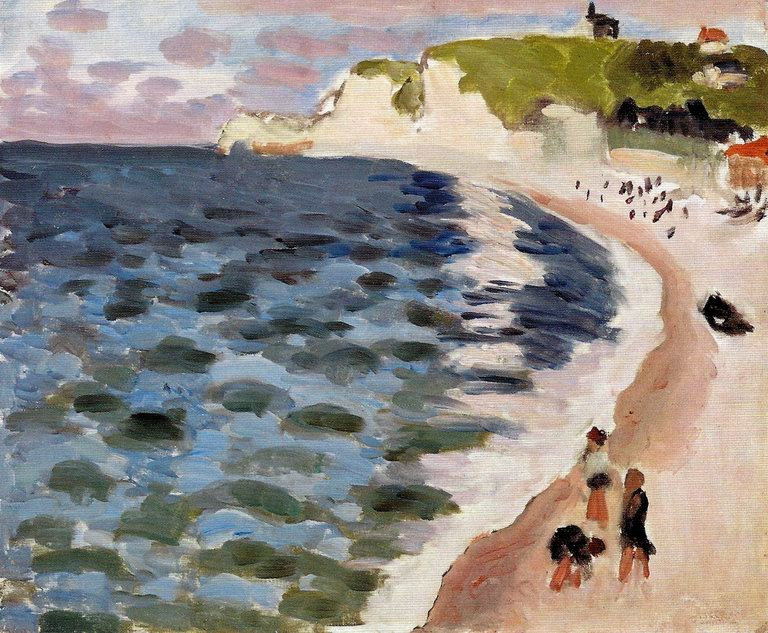 Henri Matisse - High Tide, 1920.jpg