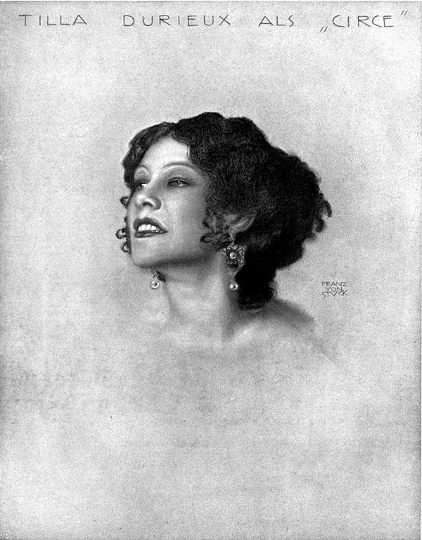 Franz von Stuck - Tilla Durieux als Circe.jpg