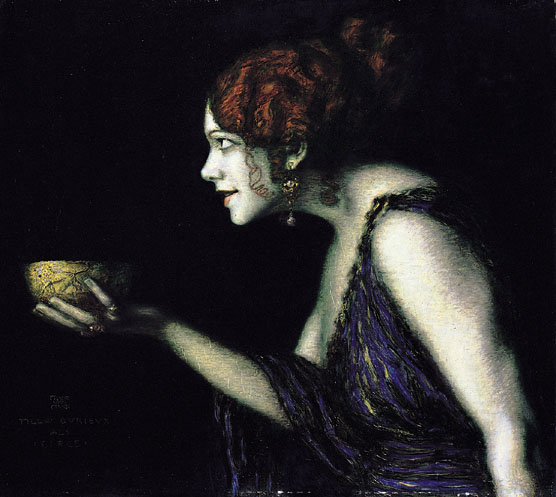 Franz von Stuck, The actress Tilla Durieux in the role of Circe.jpg