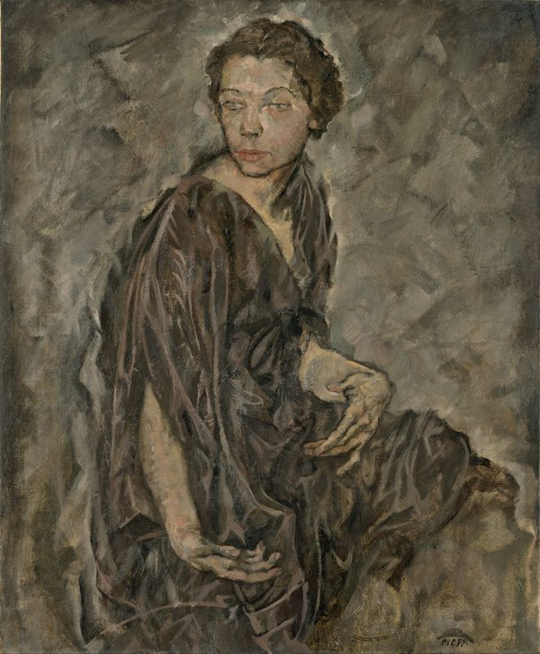 Max Oppenheimer - Portrait of Tilla Durieux.jpg