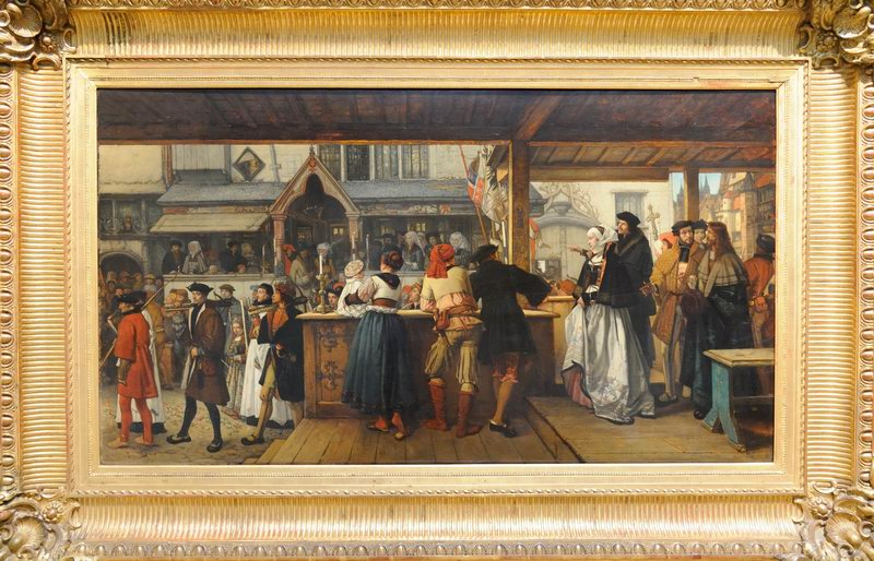 Resize of Albrecht Durer Visiting Antwerp by Henri Leys.jpg