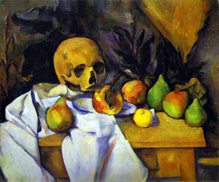 Still Life with a Skull.JPG