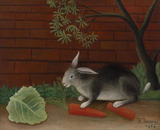 The Rabbit's Meal (Le Repas du lapin) 1908