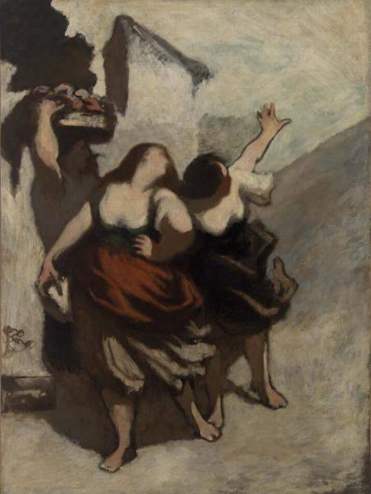 The Ribalds (Les Ribaudes) 1849