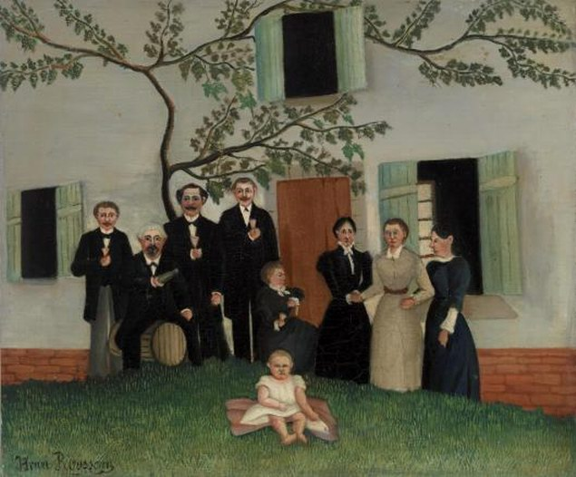 The Family 1890