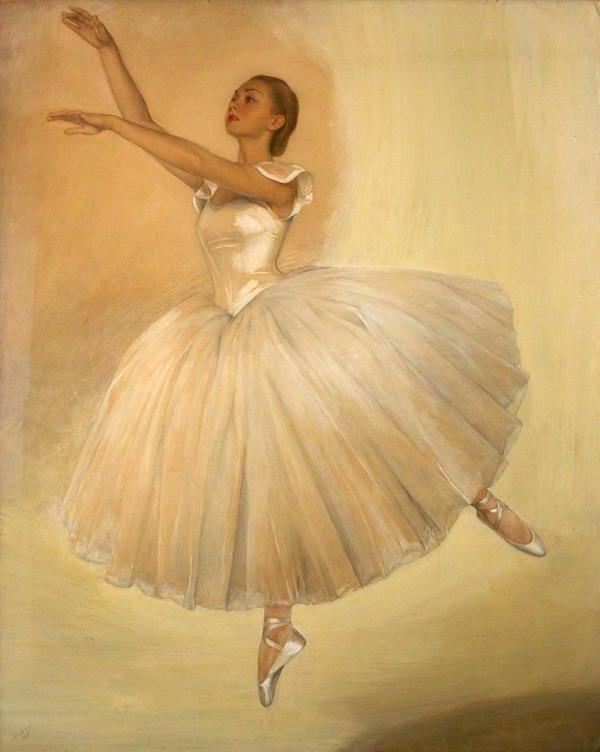 83Portret-baleriny-Iriny-Baronovoj-1939-h.m.176x141-Donetsk-816x1024