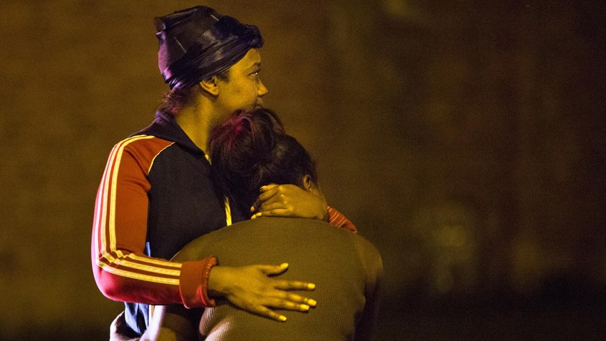 East Garfield Park neighborhood of Chicago. A 38-year-old man was shot in the head and pronounced dead at the scene.