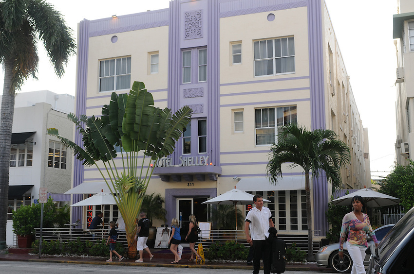 Hotel Shelley,