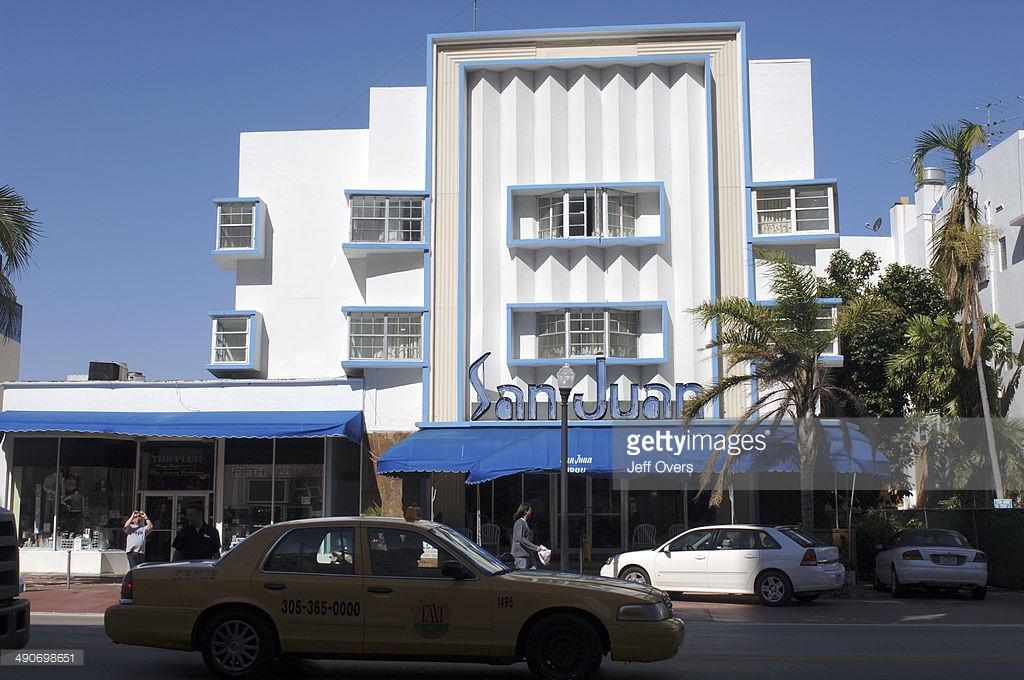 San Juan Hotel,