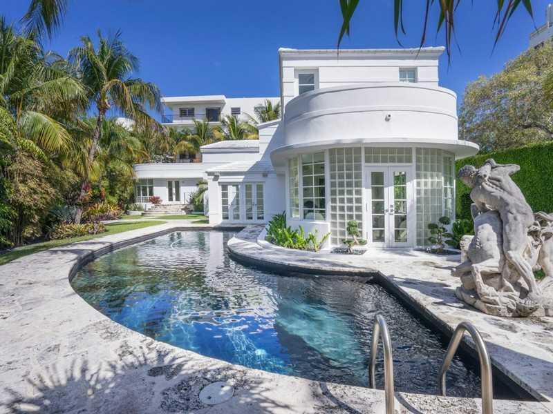 Miami Beach Art Deco Masterpiece for Sale