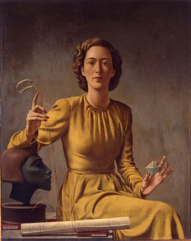 Mrs. Schermerhorn  1941 victor karl Hammer