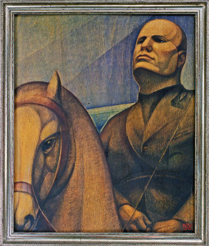 The Founder of the Empire 1936 Gerardo Dottori