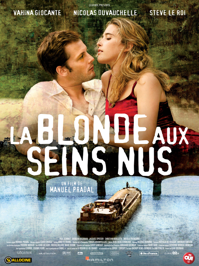 La blonde movie