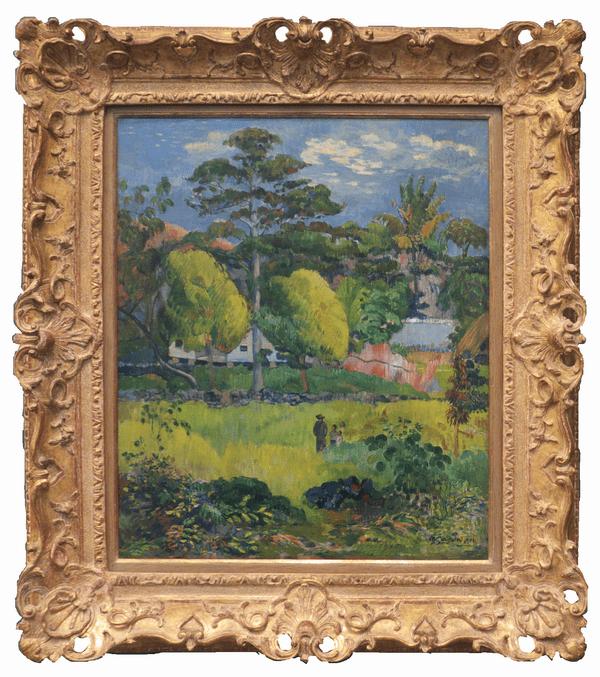 Gauguin Paysage-min