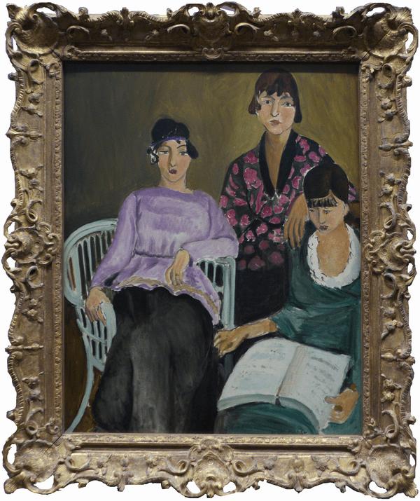 Matiss Three sisters-min