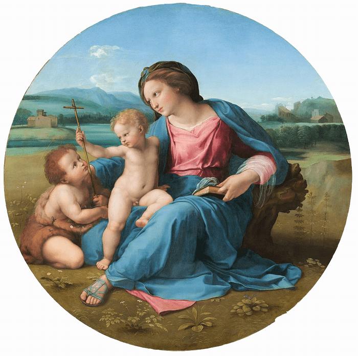 Annunciation - Jan van Eyck-min
