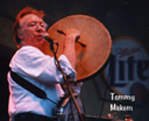 Tommy Makem, Irish folk musician, poet and songwriter (1932-2007)