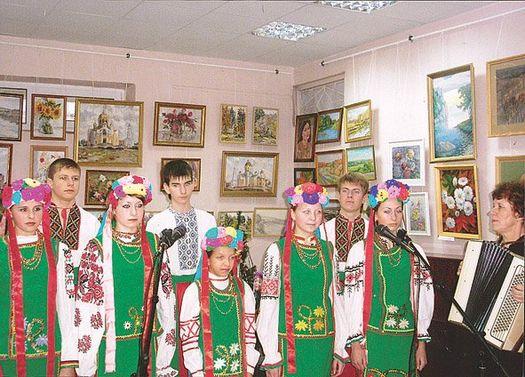 Учасники фестивалю.