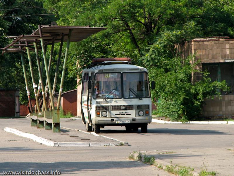 Автостанция Стан 3600 рейс №67, фото