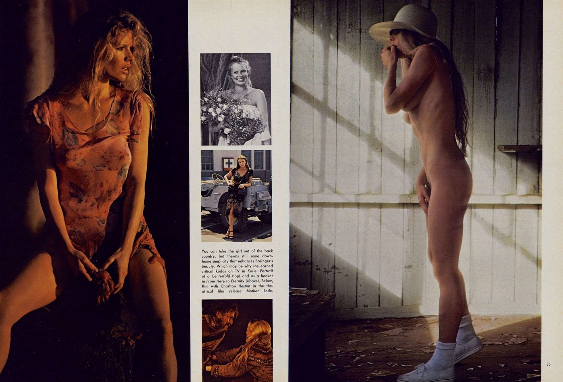 Kim basinger nude photos sex scene pics
