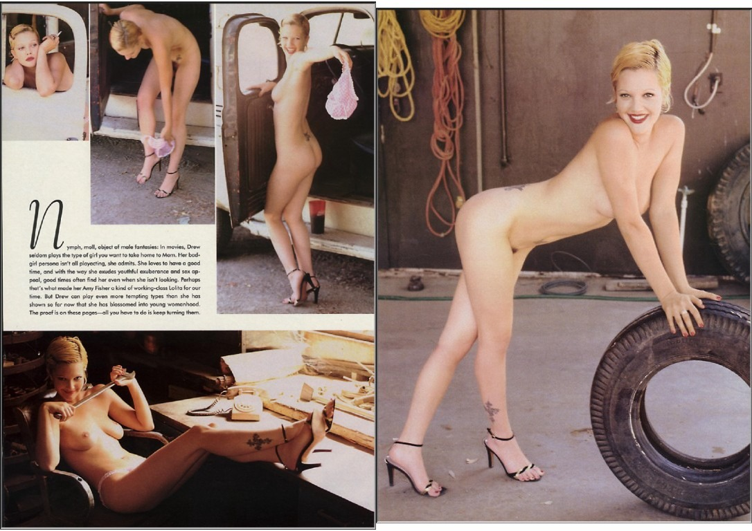 drew-barrymore-in-playboy-naked-ball