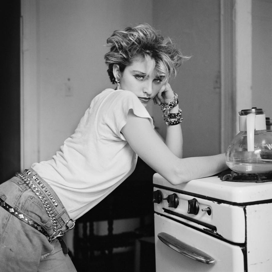 Madonna and Stove 1