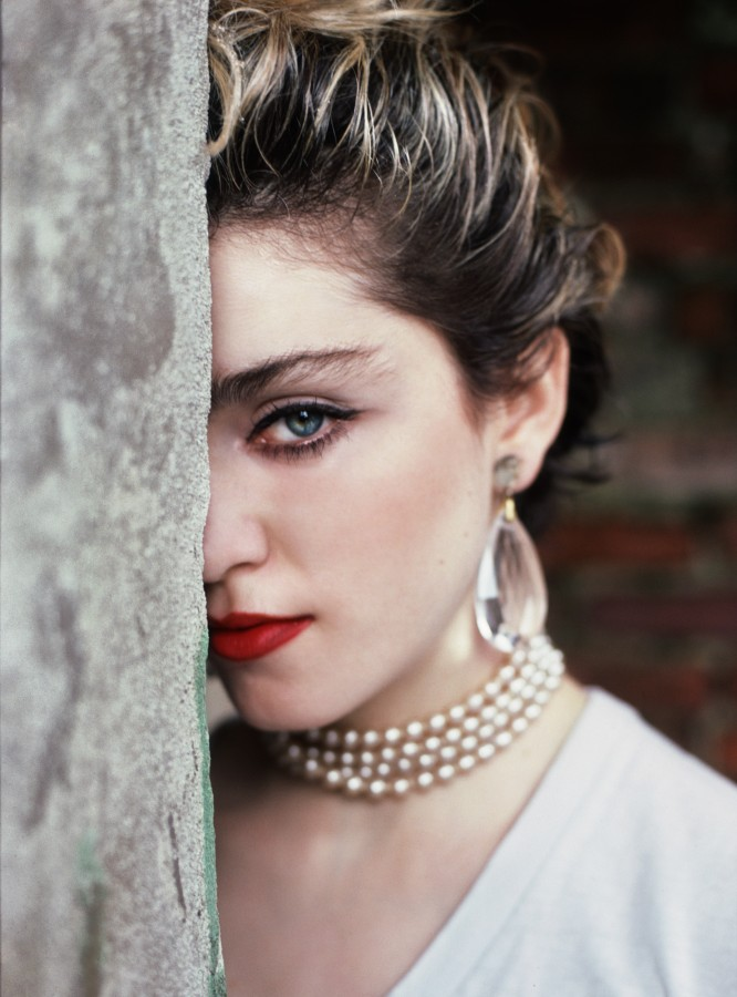 Madonna Wall Beauty