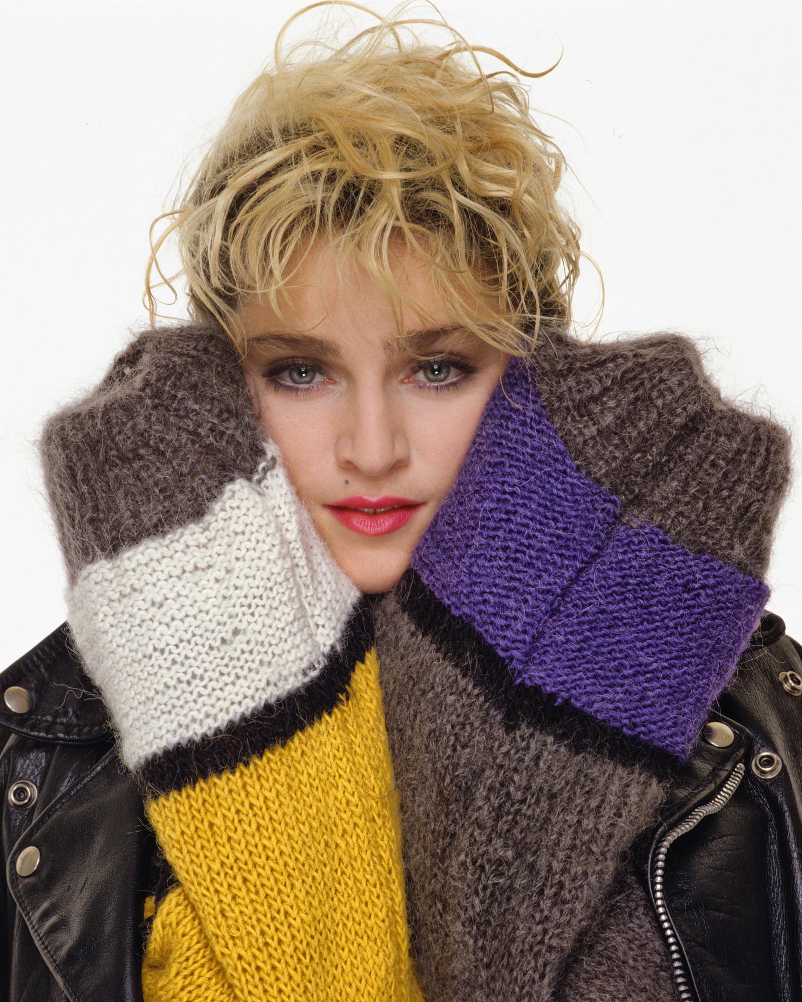 Madonna Sweater 2