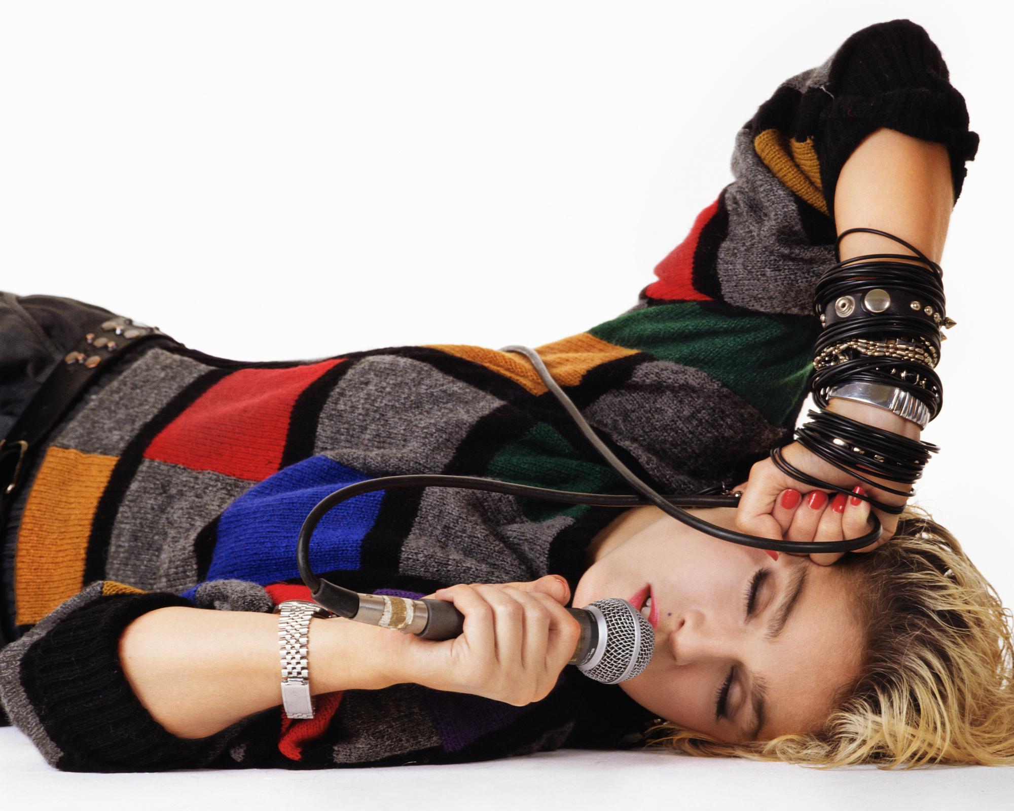 Madonna Sweater 3