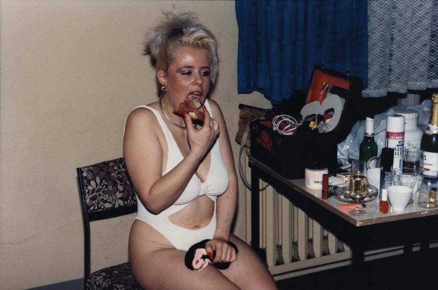 Election of Miss Breast, November 1990 Oranienburg, Brandenburg