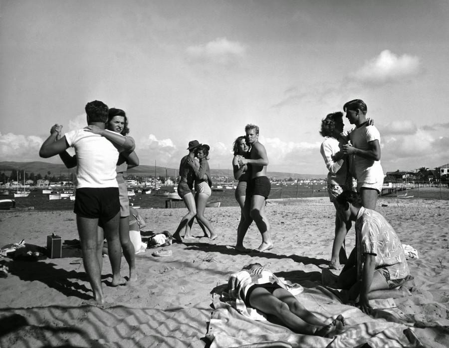 Spring Break in Southern California, 1947 (1)