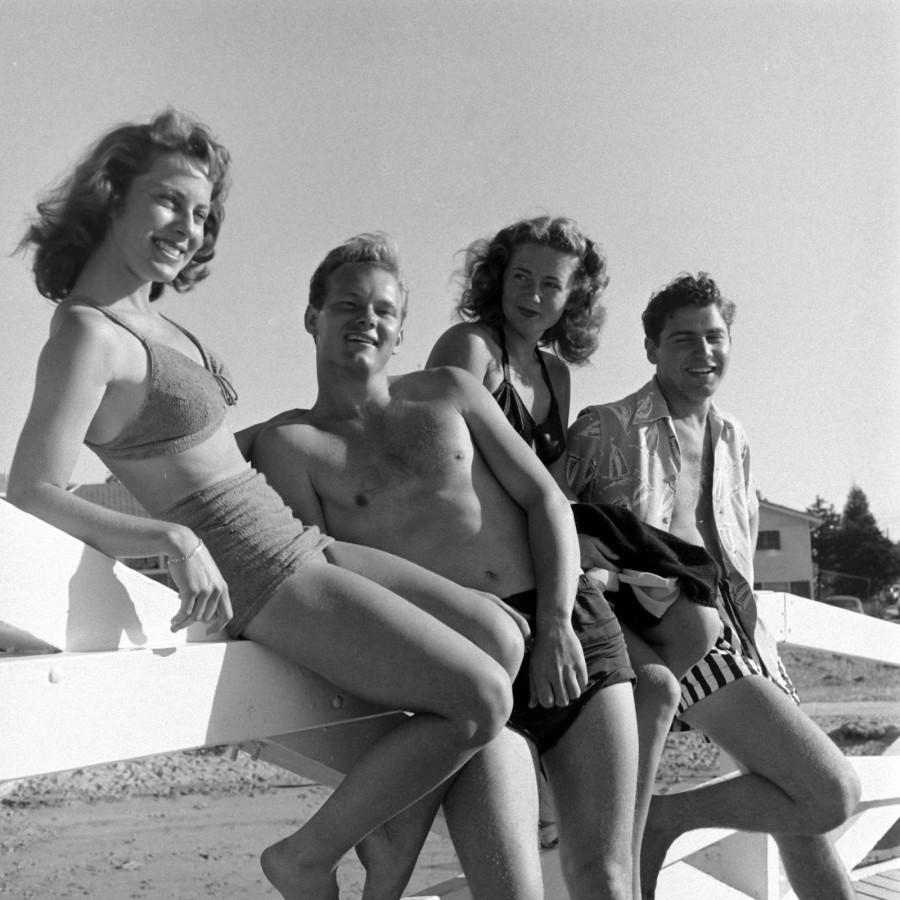 Spring Break in Southern California, 1947 (2)
