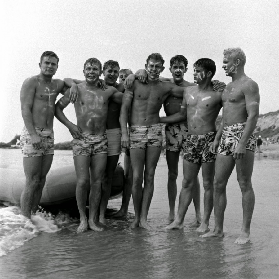 Spring Break in Southern California, 1947 (4)