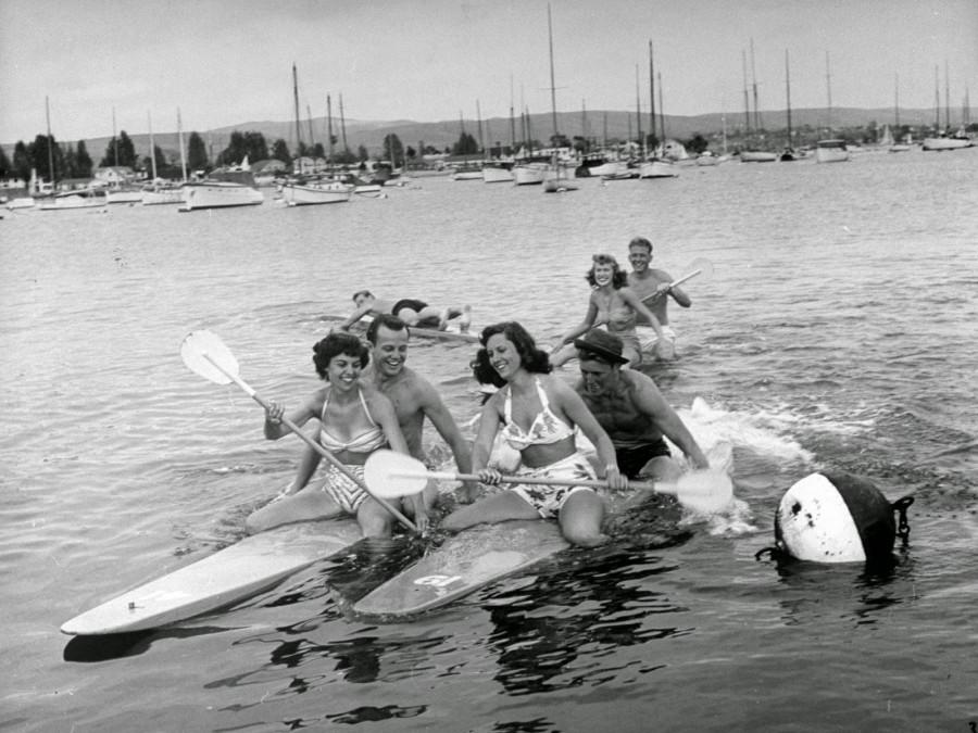 Spring Break in Southern California, 1947 (13)