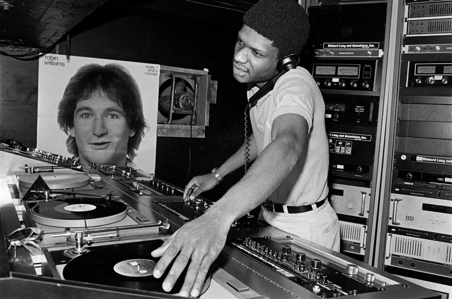 DJ Larry Levan, Paradise Garage, 1979